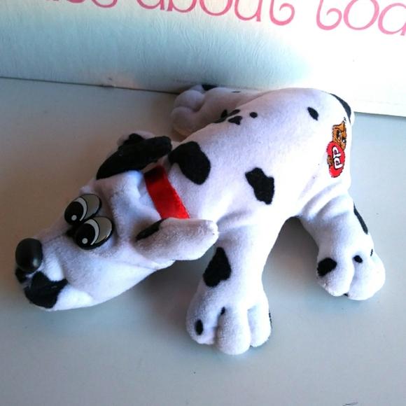 Vintage Other - Vintage mini pound puppy black white